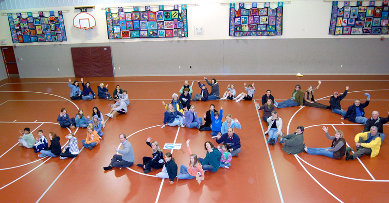 Family Rally at Glen Urquhart School